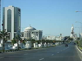 File source: http://commons.wikimedia.org/wiki/File:Ashgabat1.jpg